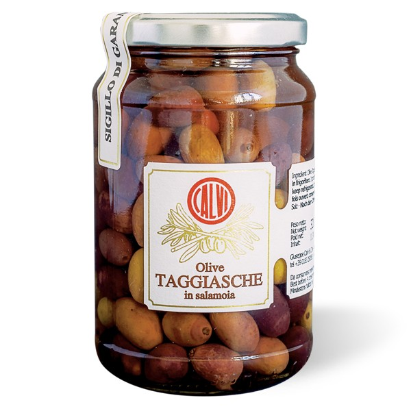 Taggiasca olives